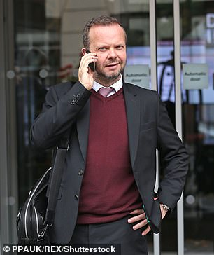 United executive vice-chairman Ed Woodward stepped down this week after the ESL proposal