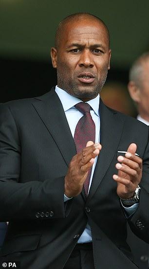 Ferdinand is now QPR's director of football