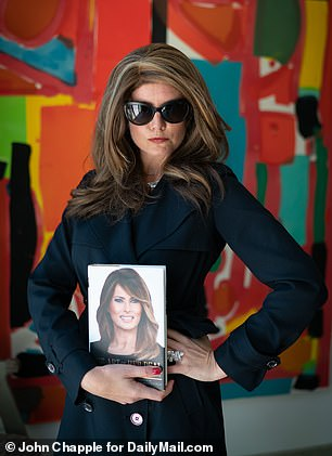 The workaholic mother of three also decided to add a third career on top: stand-up comedy, including impersonations of Melania Trump