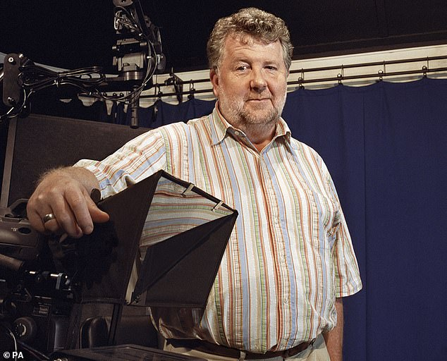 The programme's then-editor, Steve Hewlett (pictured), is said to have been present at a crucial meeting at which the BBC reporter used rogue tactics to trick her