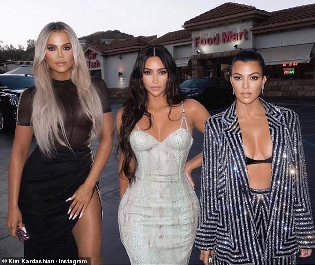 A source close to the family told TMZ the Kardashians won't be making an appearance on Jenner's campaign trail and won't be publicly endorsing her. Kim, Khloe and Kourtney