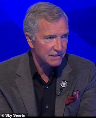 Graeme Souness has also said the striker should move on