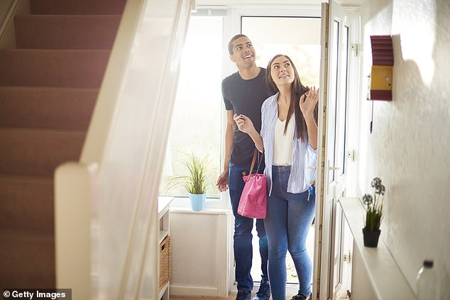 First-time home buyers are being hit with an average of $6300 in hidden fees while trying to secure their first property (stock)