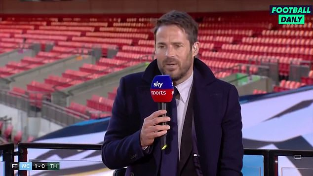 jamie Redknapp believes the Man City boss may be the greatest manager of all time
