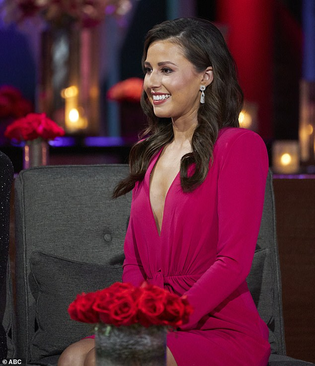 Feminist: She became a fan favorite thanks to her attempts to cut down on some of the infighting among the contestants, which her 'mean girls' comment in the promo illustrates