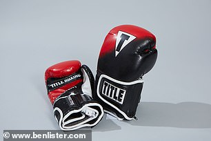 Title Speed-Trax Weighted Bag Gloves, from £99.99, geezersboxing.co.uk
