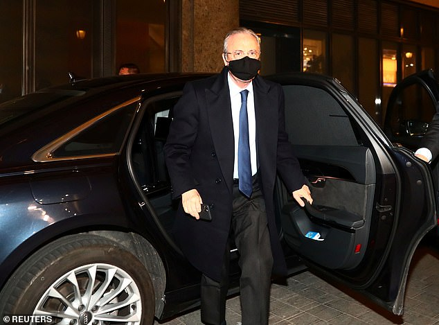 European Super League chairman Florentino Perez and his fellow founding members had failed to address who else would join them as participants for the botched division