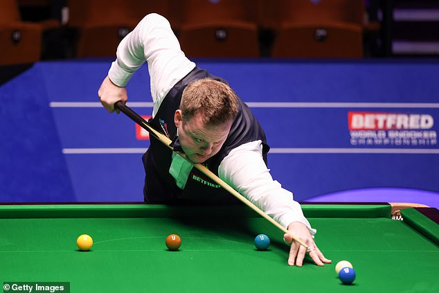 The Magician is on course to make his first Cruciable quarter-final in six years