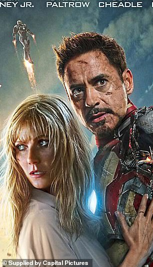 On screen and in promotional pictures she looks at least three inches shorter than Downey