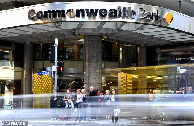Commonwealth Bank says it's aware of the outage and are 'urgently 'working to fix the issue