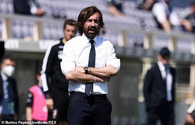 Andrea Pirlo's side are heading towards their first season in 10 years without winning the title