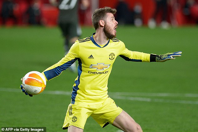 David de Gea has dropped below Dean Henderson in the pecking order despite his hefty salary