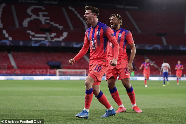 Mason Mount's phenomenal season continued as he scored a crucial goal against Porto