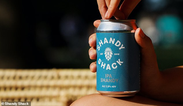 The latest fad is helping to drive a thirst for craft versions of the traditional drink, with Sainbury's to begin selling craft brand Shandy Shack in all of its stores from next month