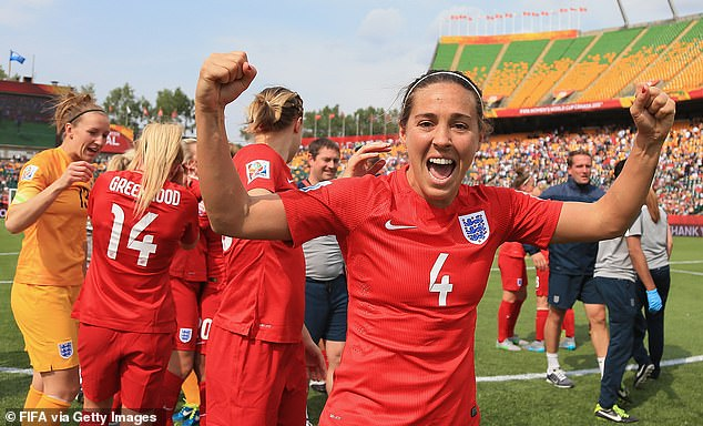 Williams was part of the Lionesses squad who finished third at the 2015 World Cup in Canada