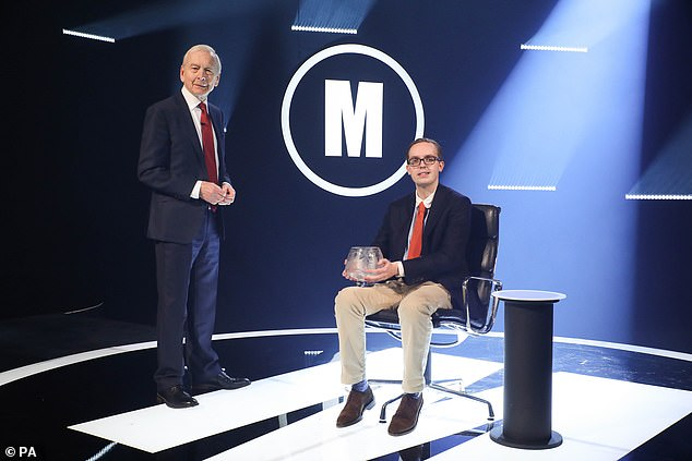 Mastermind was based on the experience of wartime interrogation by the Gestapo, the Nazi secret police. The show's creator, Bill Wright, was a former RAF gunner who had been captured and subjected to intense questioning