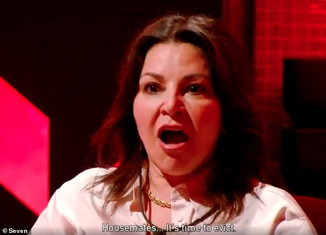 'You're a joke!' Mary Kalifatidis lost it after her daughter Martha pranked her into believing she'd crashed a Porsche during an Only Lying segment on Kyle and Jackie O on Tuesday