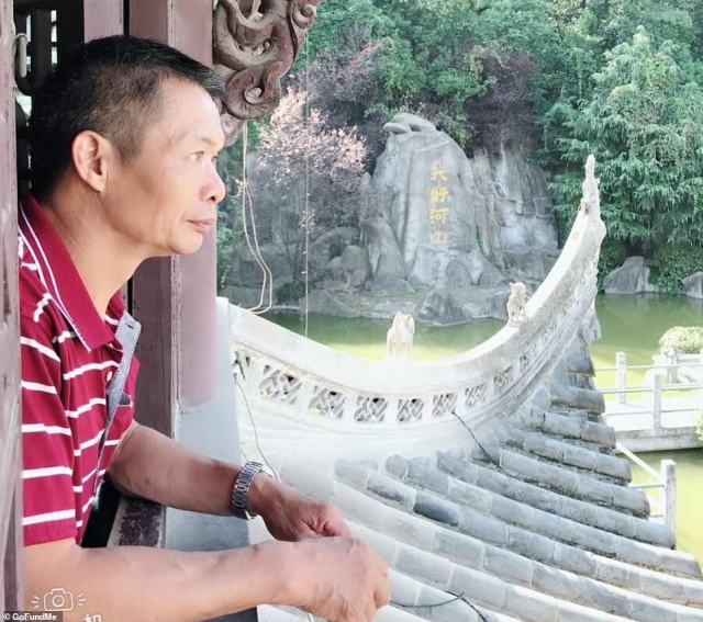 Yao Pan Ma and his wife Baozhen ChenMa, who have two adult children, moved to New York from China¿s Guangdong province in 2019.