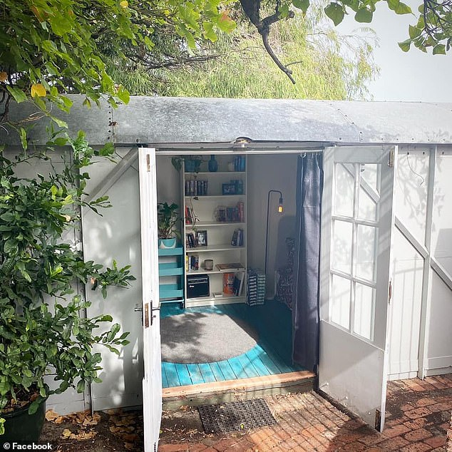 The tiny granny flat in the Perth suburb of Bayswater asks prospective tenants for $230 a week but has a separate bathroom and no kitchen