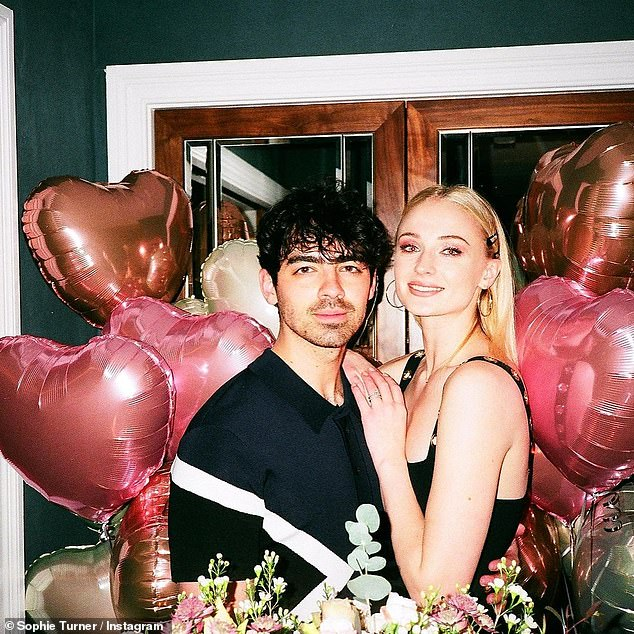 Oh baby! The Game Of Thrones talent and husband Joe Jonas welcomed a daughter last summer and have been hunkered down with their pride and joy since