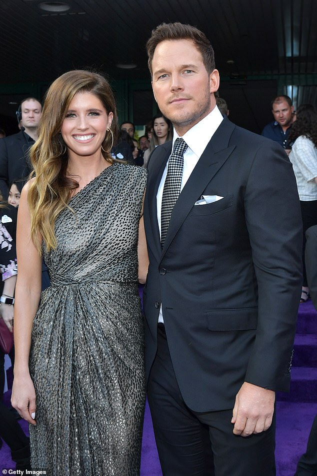 New addition: Katherine Schwarzenegger and Chris Pratt, shown in April 2019 in Los Angeles, welcomed daughter Lyla in August 2020