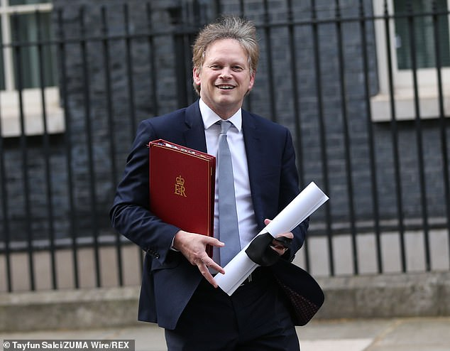 Transport Secretary Grant Shapps is expected to unveil the 'traffic light' allocations at the end of next week