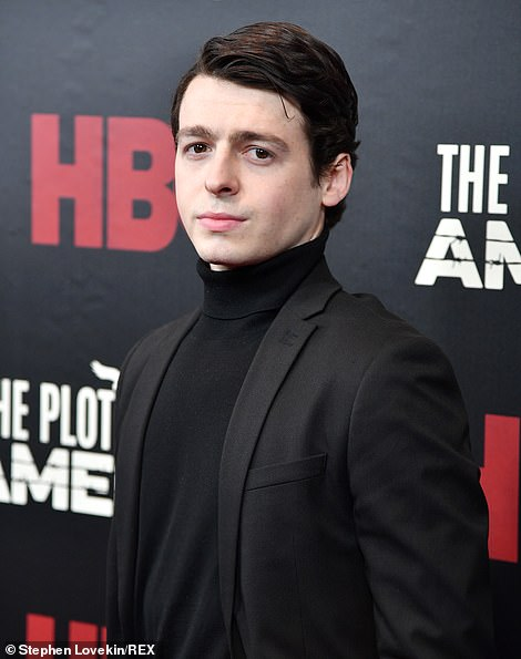 Starring: The Plot Against America actor Anthony Boyle is set to play Major Crosby in the show