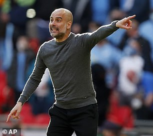 Pep Guardiola has won nine trophies with Manchester City, but the Champions League still alludes him