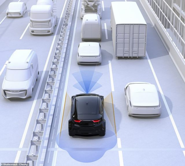 Insurers and safety experts have shared their concerns that customers might misinterpret today's lower levels of driver assistance as full automation, potentially causing more accidents in the short term