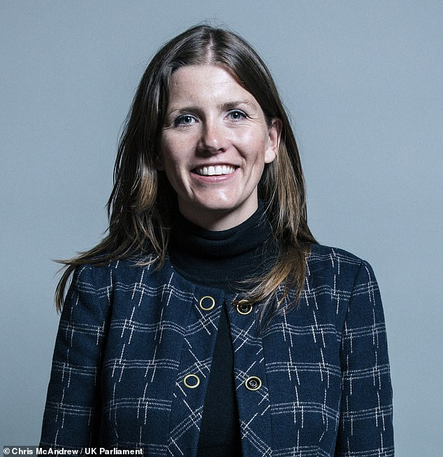 Minister of State for Universities Michelle Donelan, who MPs today urged to adopt a more heavy-handed approach when universities fail to address reports of alleged anti-Semitism