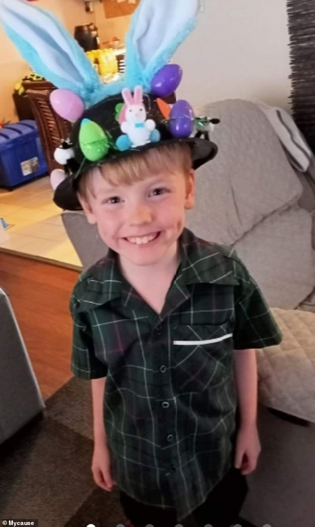 Money raised from an online fundraiser that was initially set-up to aid Deklan's recovery will now go towards his memorial