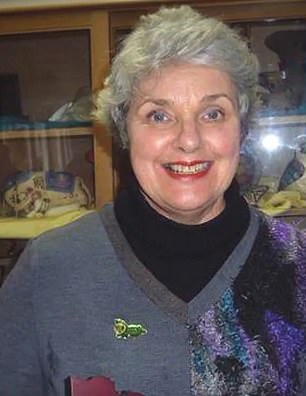 Carol Clay (pictured) went missing on a camping trip with Russell Hill on March 19 last year