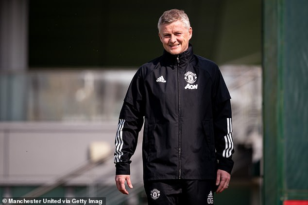 Ole Gunnar Solskjaer - who came on as a sub in the game - is preparing to welcome Roma to Old Trafford in the Europa League, 14 years after the mauling