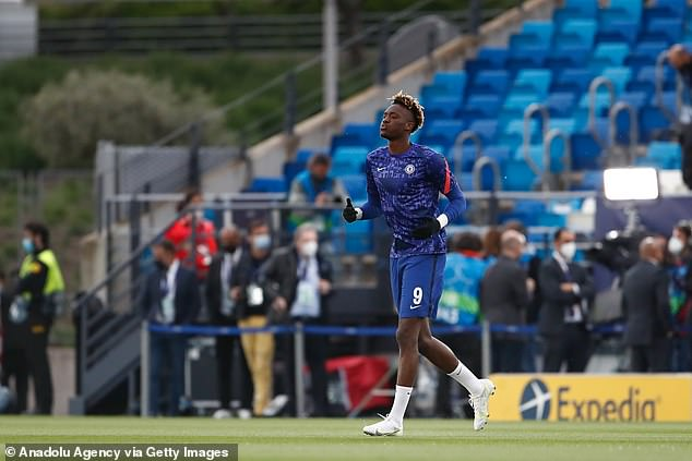 Chelsea striker Tammy Abraham could reportedly be allowed to leave the club for £40million