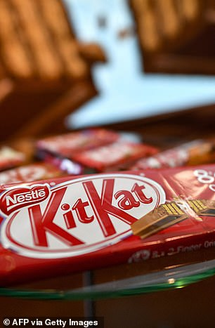 KitKats are made in York