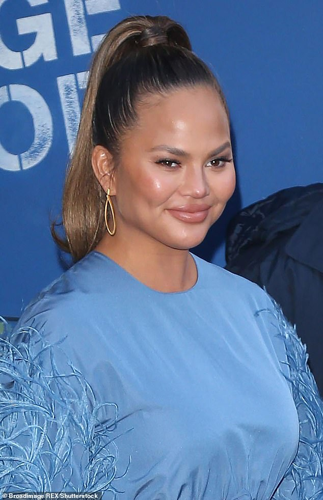 The latest: Chrissy Teigen, 35, took a jab at Lori Loughlin, 56, on Twitter Wednesday over the college admissions scandal she was convicted in