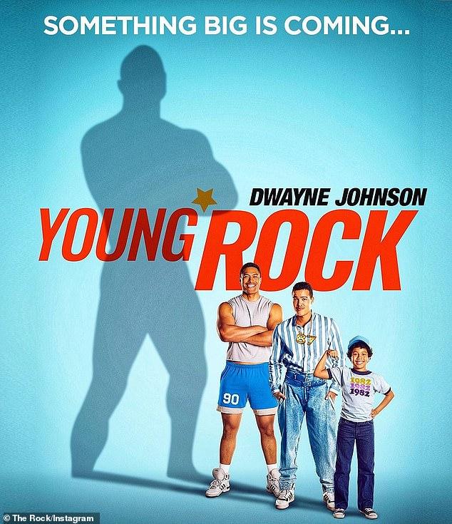 Próximamente: Young Rock se estrena el domingo 2 de mayo en Fox8 a partir de las 6.30 p.m. y también lanza su primer episodio en la plataforma de transmisión Binge el 2 de mayo.