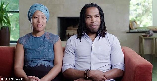 Amor plural: la madre de dos hijos de Sudáfrica visitó Los Ángeles durante una semana para ser cortejada por Dimitri y Ashley como esposa hermana.