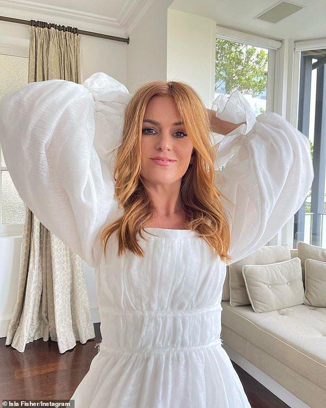 Coming soon: New TV show will be filming in Australia and featuring Josh and Isla Fisher, 45 (pictured)