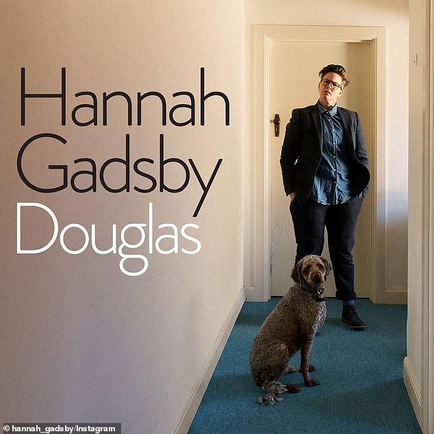 De colegas a cónyuges: Jenney fue productora del especial de comedia de Gadsby, Douglas, la continuación de su gran éxito de Netflix, Nanette.