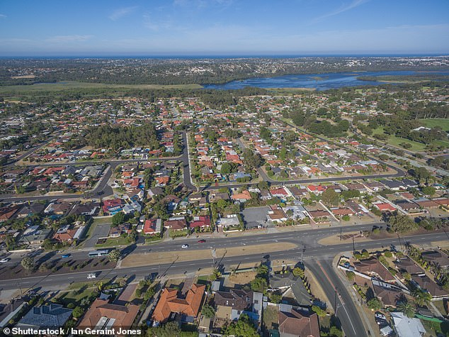 In Wanneroo (pictured), Perth's north,buyers are $1363 better off a month compared to renters for two bedroom units