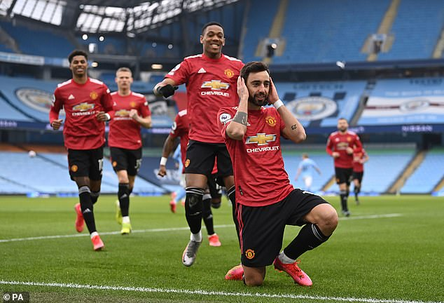 The goals have dried up for Fernandes, with his penalty against Manchester City in March one of just two he has scored in his last 14 matches for United