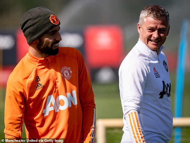 Ole Gunnar Solskjaer seems completely reliant on the Portuguese and rarely leaves him out