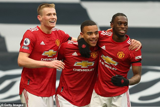 United are on course to finish comfortably in second position in a season of improvement