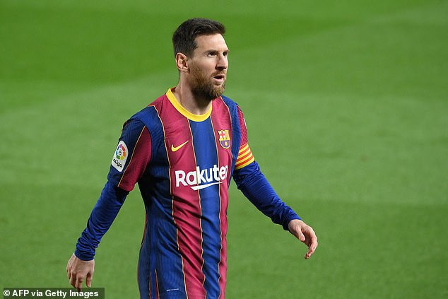 Barcelona have failed to get the best out of Lionel Messi over the past years, according to Xavi
