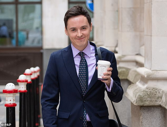 The Commission was especially criticised for its efforts to prosecute pro-Leave activist Darren Grimes, which ended last year in police dropping its investigation following discussions with the Crown Prosecution Service