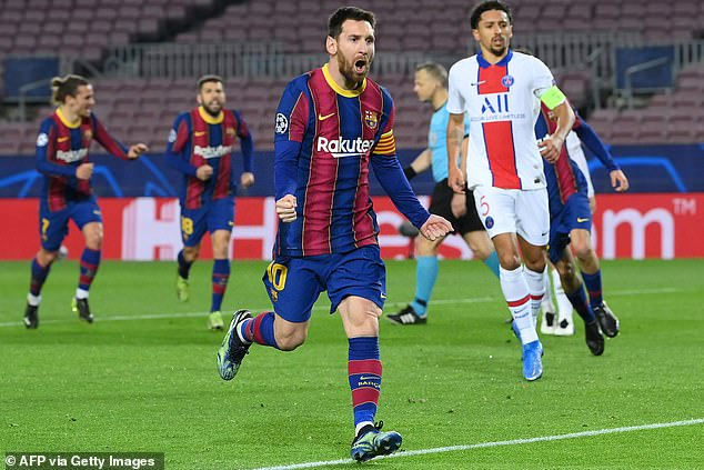 Lionel Messi has committed future to Barca beyond this term, according to reports in Spain