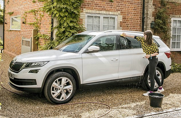 Skoda's revised Kodiaq was unveiled this month and will be available to order soon, once UK pricing has been announced