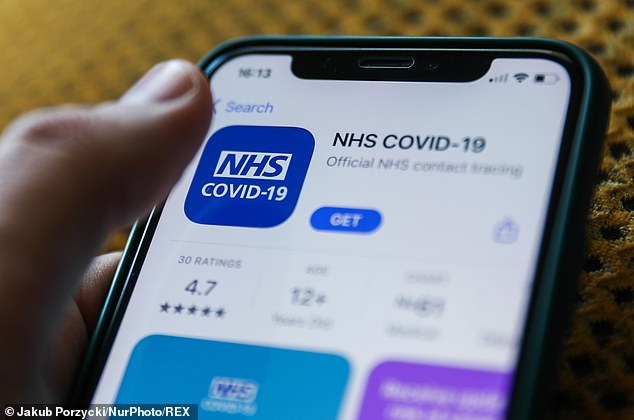 Text messages are being sent to 40 and 41-year-olds to arrange vaccination appointments for first doses