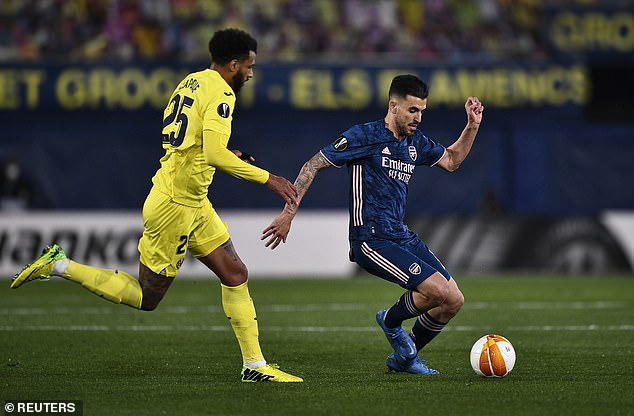 Dani Ceballos and Etienne Capoue saw red in a thrilling clash at the Estadio de la Ceramica